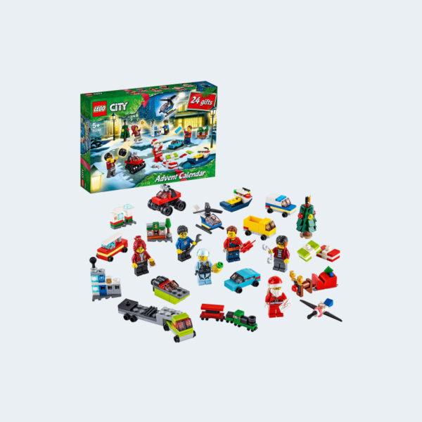 Accessoires Calendrier Avent Jeu Construction Lego