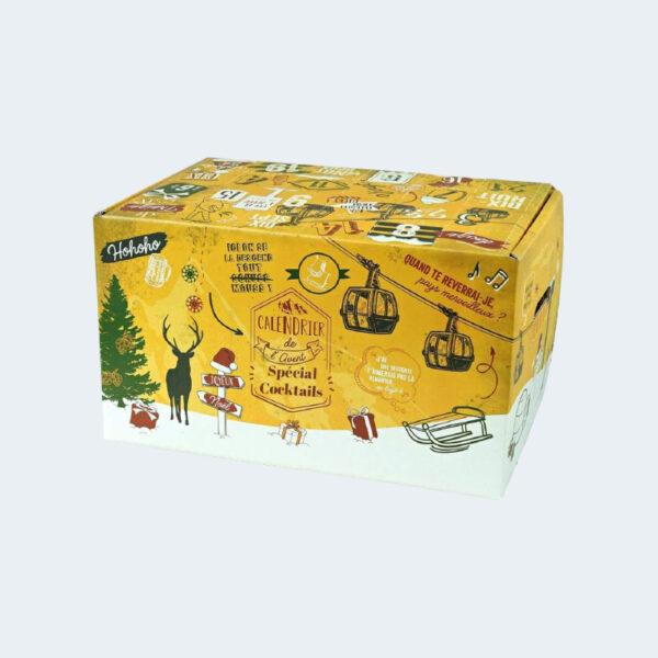 Cadeaux Calendrier Avent Premium Mixers