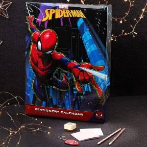 Cadeaux Marvel Calendrier de L'avent 2021 Spiderman