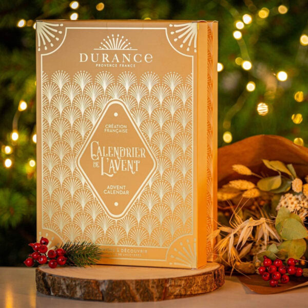 Calendrier Avent 2020 Durance Cosmetique