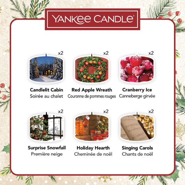 Calendrier Avent 2020 Yankee Candle Ambiance