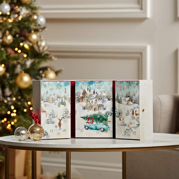 Calendrier Avent 2020 Yankee Candle Livre