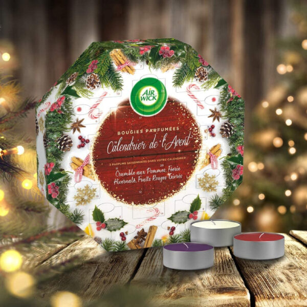 Calendrier Avent Air Wick