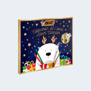 Calendrier Avent Bic