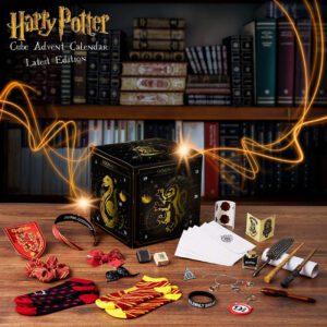 Calendrier Avent Box Harry Potter Surprises