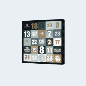 Calendrier Avent Cafe Royal