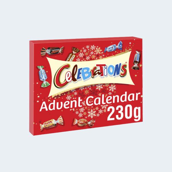 Calendrier Avent Celebrations 2020