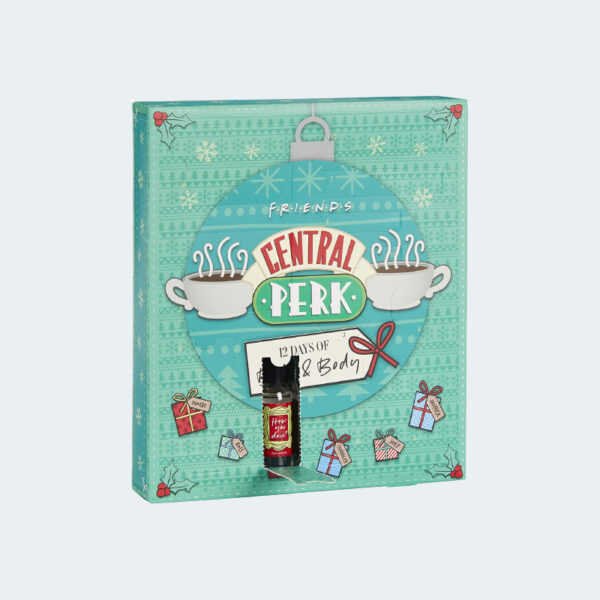 Calendrier Avent Central Perk Friends