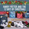 Calendrier Avent Chaussette Fan Harry Potter