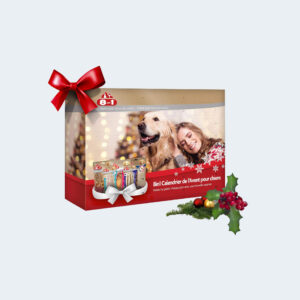 Calendrier Avent Chiens 8in1