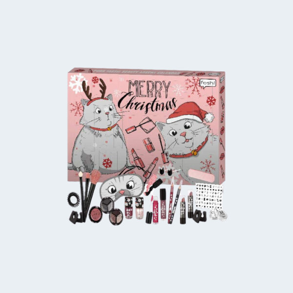 Calendrier Avent Cosmelux Christmas