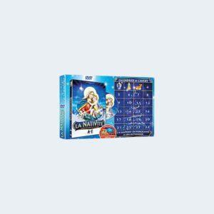 Calendrier Avent DVD Nativité