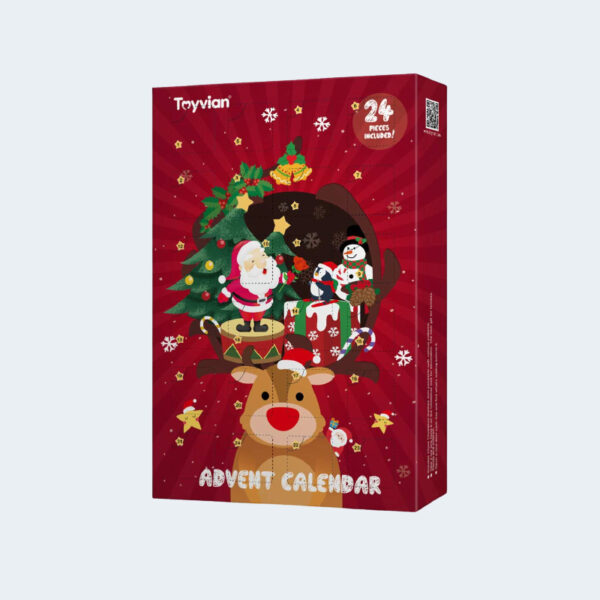 Calendrier Avent Decoration Noel