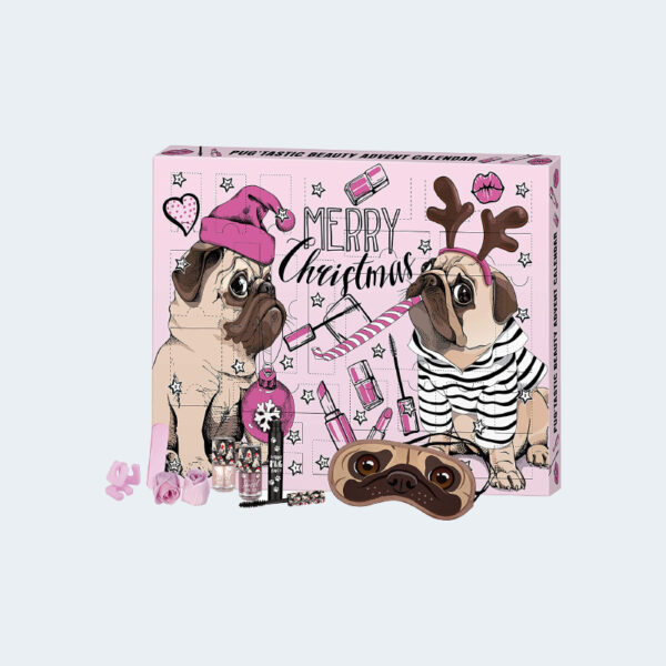 Calendrier Avent Fesh Chien Maquillage