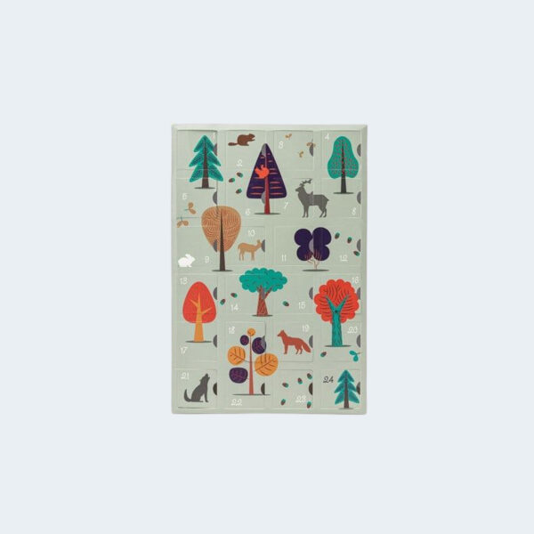 Calendrier Avent Foret
