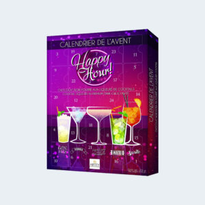 Calendrier Avent Happy Hour Liqueurs cocktail