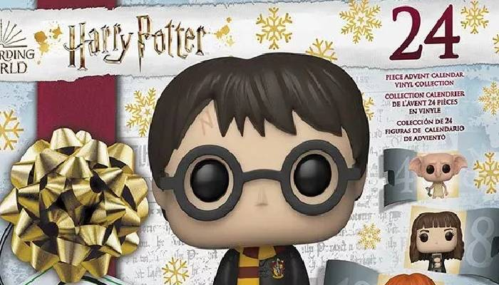 Calendrier Avent Harry Potter 2021
