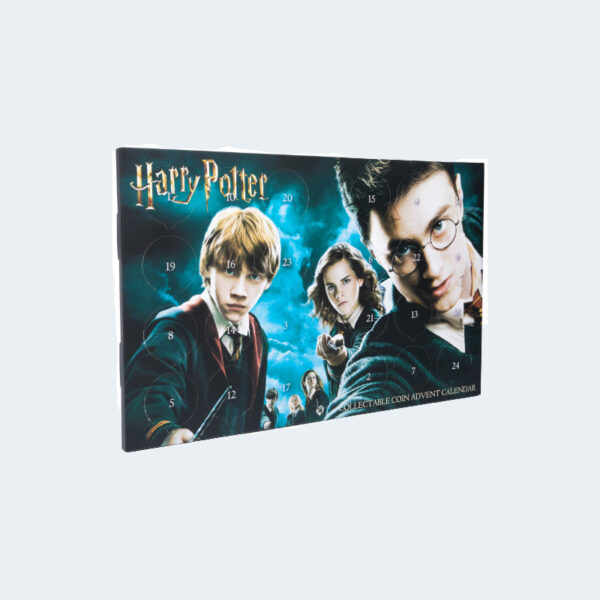 Calendrier Avent Harry Potter Pieces