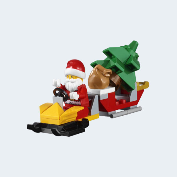 Calendrier Avent Lego City Construction Enfant