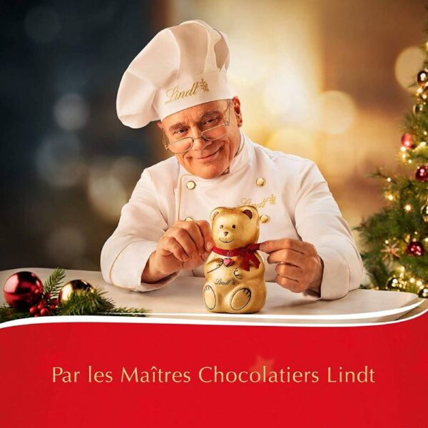 Calendrier Avent Lindt Chocolat Ourson
