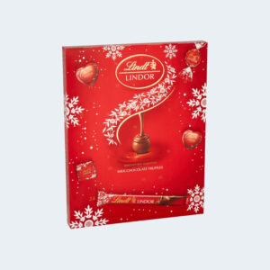 Calendrier Avent Lindt Chocolat Truffes