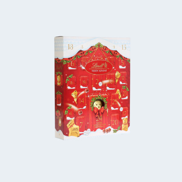 Calendrier Avent Lindt Ours