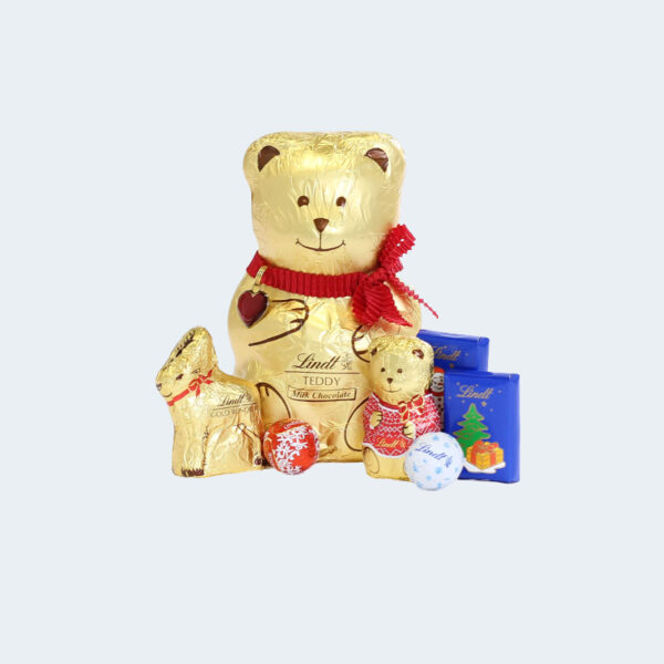 Calendrier Avent Lindt Teddy Ours