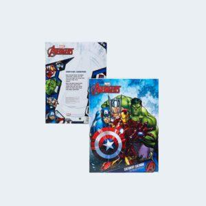Calendrier Avent Marvel 2020 Avengers