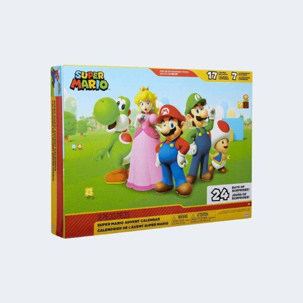 Calendrier de l'Avent Nintendo Super Mario