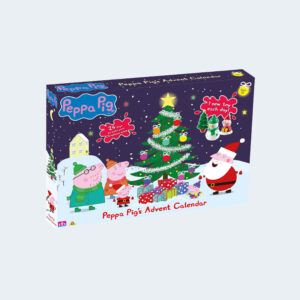 Calendrier Avent Peppa Pig
