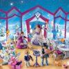 Calendrier Avent Playmobil Bal Noel Salon Cristal