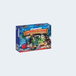 Calendrier Avent Playmobil Pirates
