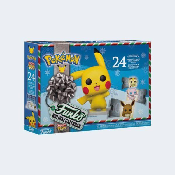 Calendrier Avent Pokémon 2021 Funko Pop