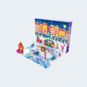 Calendrier Avent Polly Pocket