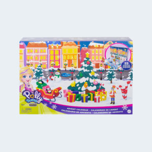 Calendrier Avent Polly Pocket Noel