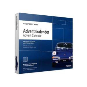 Calendrier Avent Porsche 911 Bleu Bali