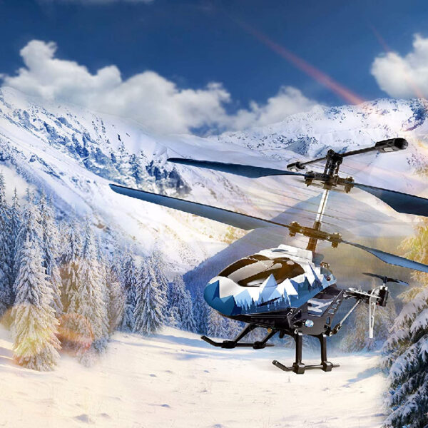 Calendrier Avent RC Helicoptere