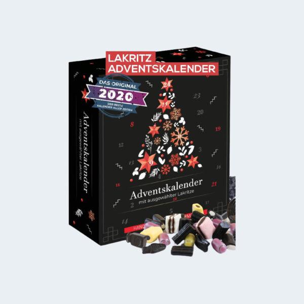 Calendrier Avent Reglisse 2020