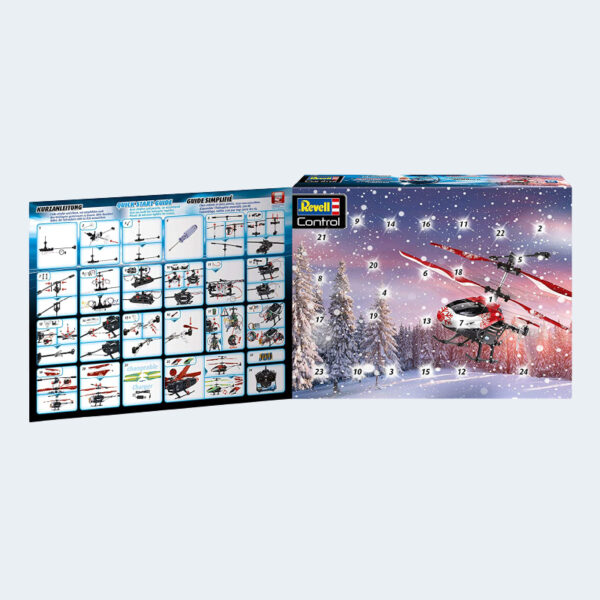 Calendrier Avent Revell Control