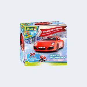 Calendrier Avent Revell Junior Porsche 911 Carrera S