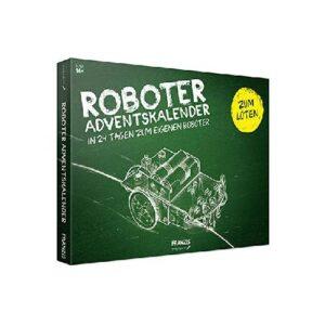 Calendrier Avent Robot Fransiz
