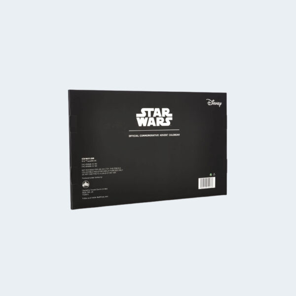 Calendrier Avent Star Wars Piece Monnaie Collector