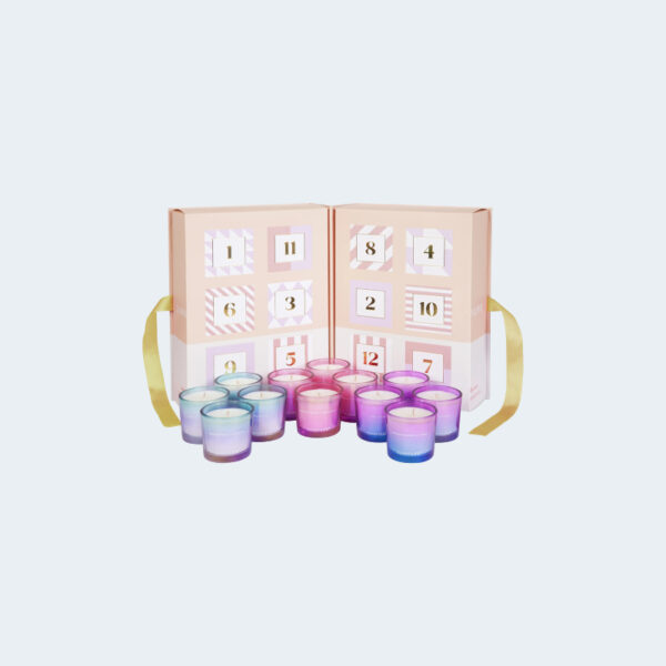 Calendrier Avent Sunnylife Bougies Parfums