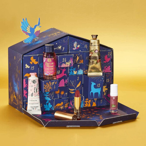 Calendrier Avent Yves Rocher 2019 Luxe
