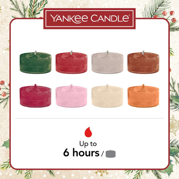 Calendrier Bougie Yankee Candle Couronne