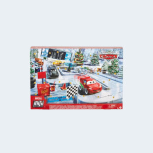 Calendrier Cars Avent