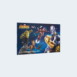 Calendrier Collector Avengers Infinity Wars