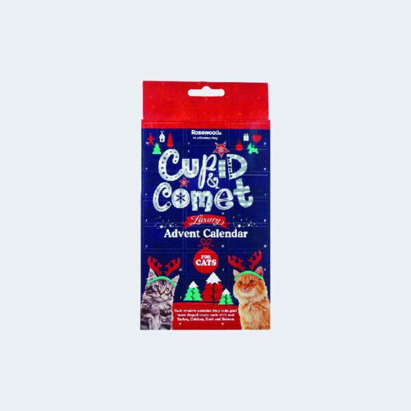 Calendrier Cupid et Comet