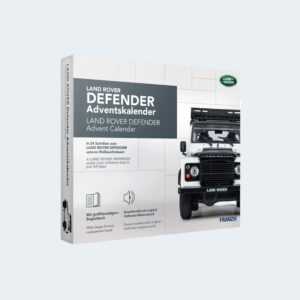 Calendrier Franzis Land Rover Defender