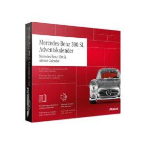 Calendrier Franzis Mercedes Benz 300 SL